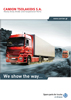 download CAMION TSOLAKIDIS S.A. profile brochure