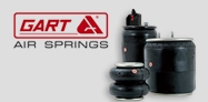 GART Air springs for trucks, buses and trailers