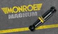 Monroe. A world leader in shock absorbers technology